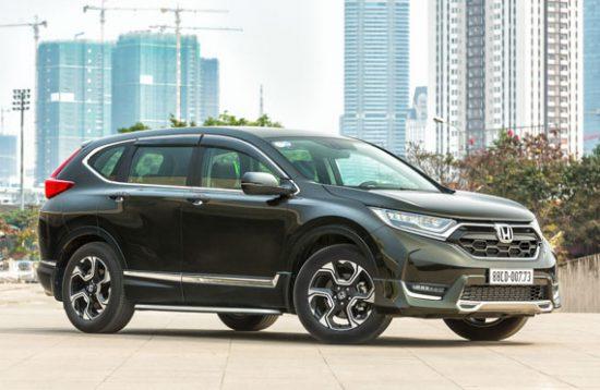 Tổng hợp giá xe ô tô Honda tháng 5/2020 tại thị trường Việt Nam
